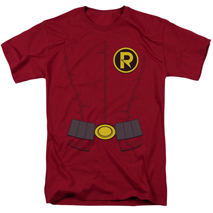 Robin Uniform Men's Costume Tee