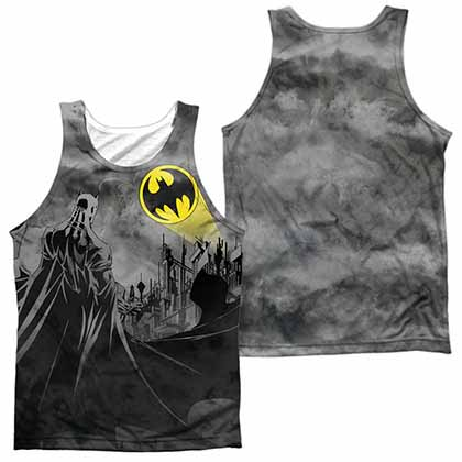 Batman Heed The Call Sublimation Tank Top