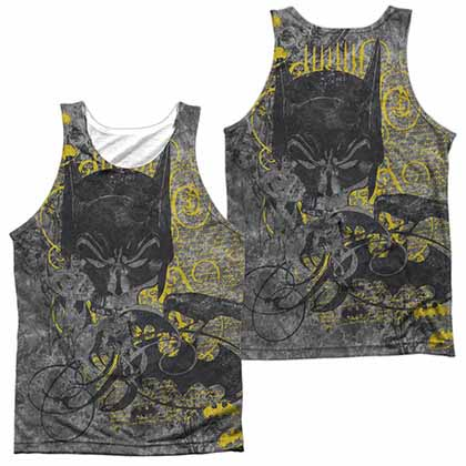 Batman Nevermore Sublimation Tank Top