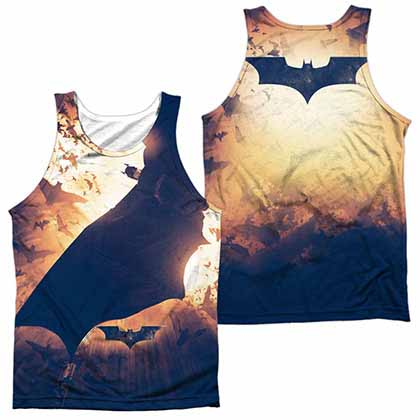 Batman Begins Colony Sublimation Tank Top