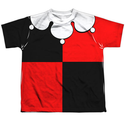 Harley Quinn Youth Costume Tee