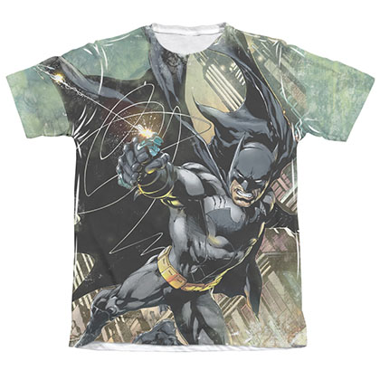 Batman Catch Sublimation Tee Shirt