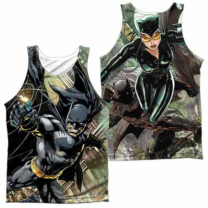 Batman Catch Sublimation Tank Top