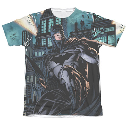 Batman Coming For You Sublimation T-Shirt