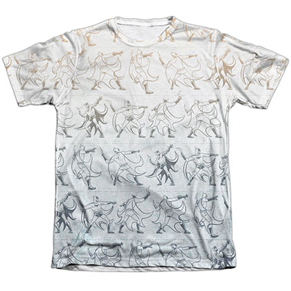 Batman Batarang Sublimation T-Shirt