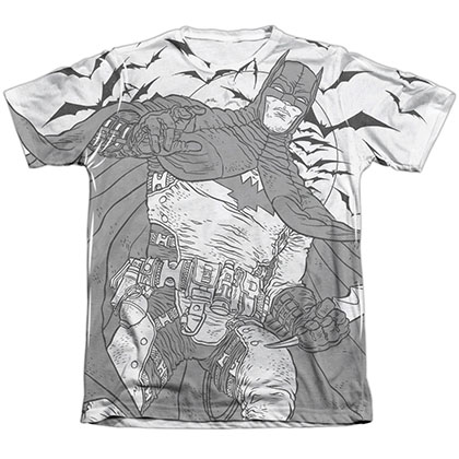 Batman Liney Sublimation T-Shirt