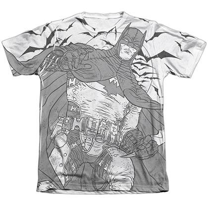 Batman Liney Sublimation T-Shirt