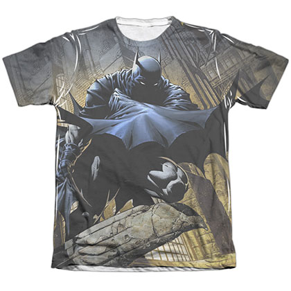 Batman In Shadow Sublimation T-Shirt