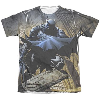 Batman In Shadow Sublimation T-Shirt