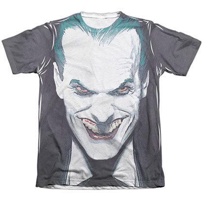 Batman Joker Last Dance Sublimation T-Shirt