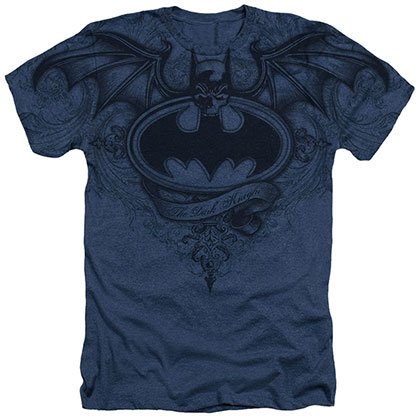 Batman Sublimated Logo Blue T-Shirt