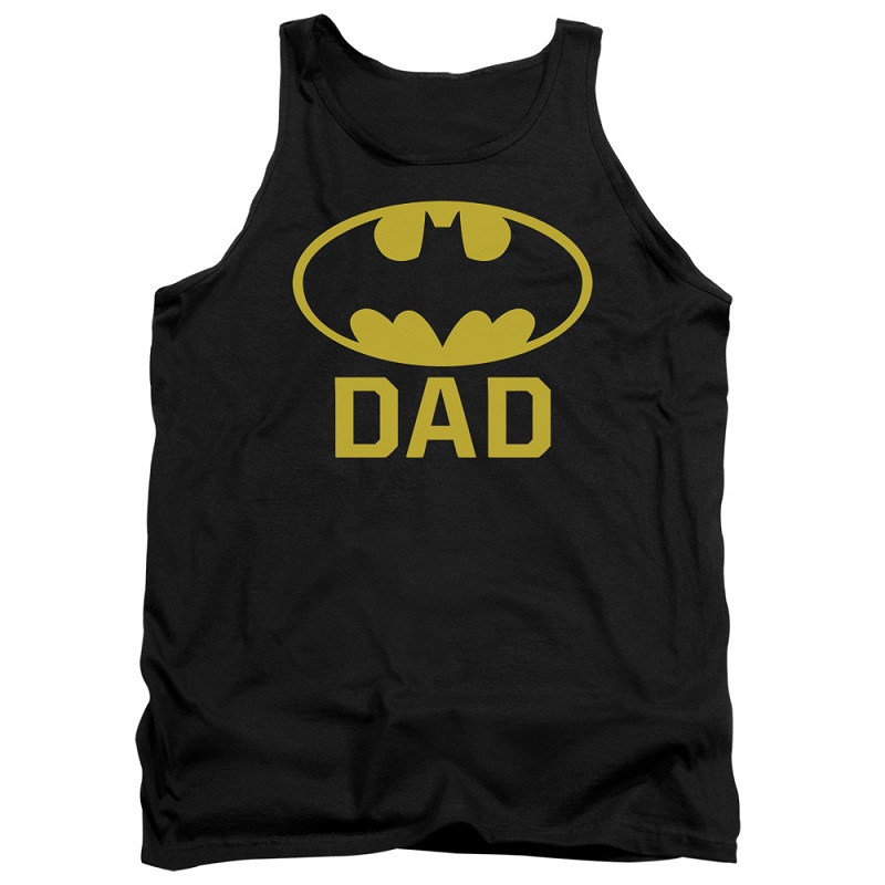 Batman Dad Logo Tank Top