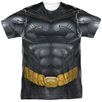 Batman Athletic Costume Tee