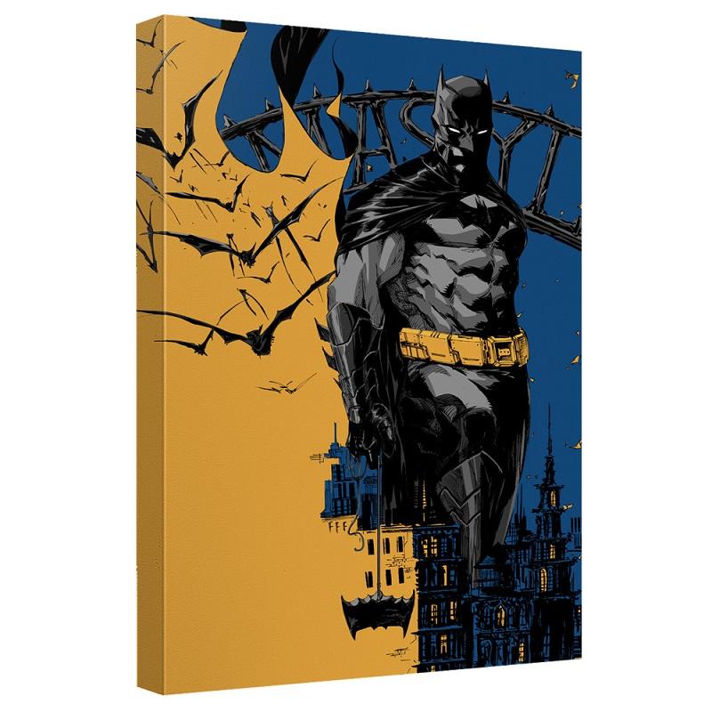 Batman Eternal 12 x 16 Canvas Print