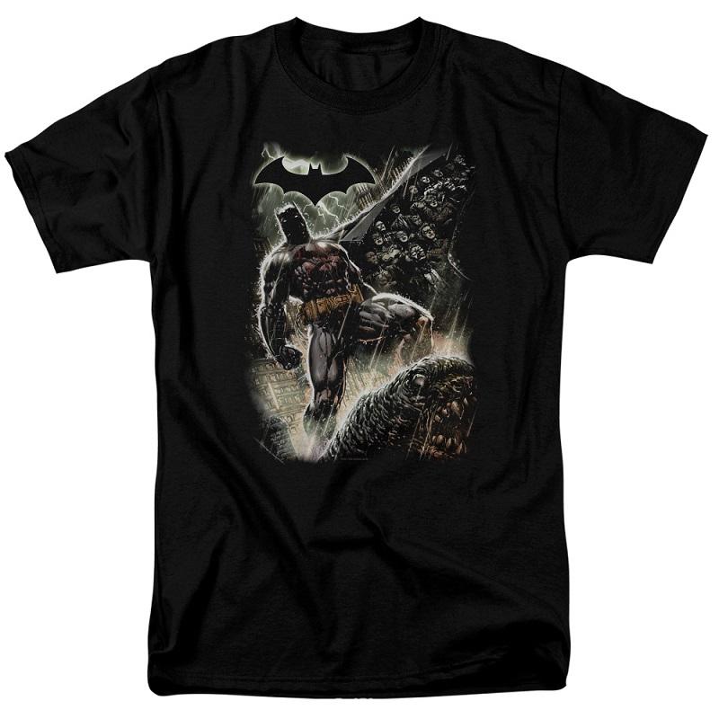 Batman Dark Knight Family Tshirt