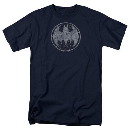 Batman Star Chart Logo Tshirt