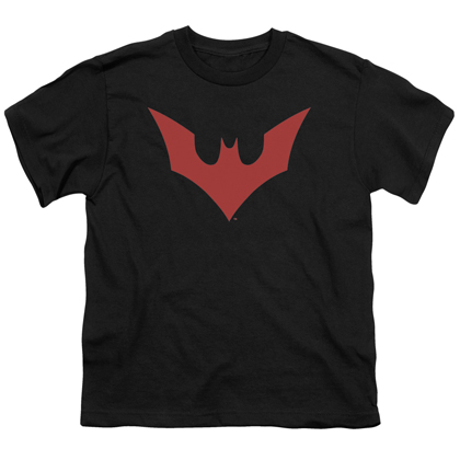 Batman Beyond Logo Youth Tshirt