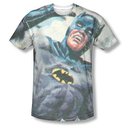 Batman TV Foliage Sublimation T-Shirt