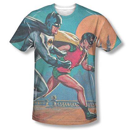 Batman TV Let's Go Sublimation T-Shirt