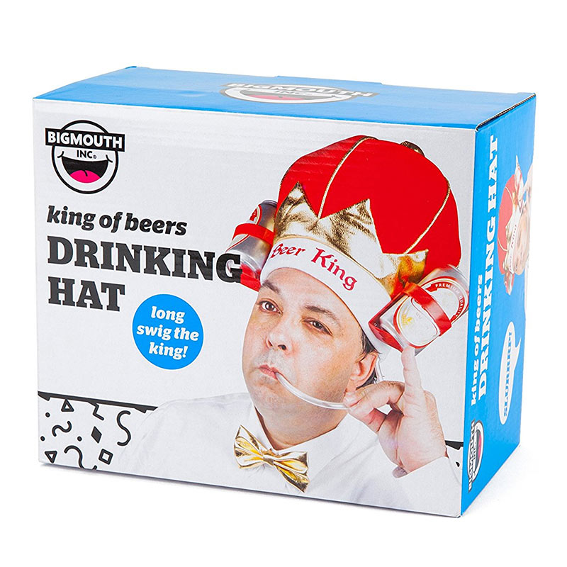 King Of Beers Guzzler Hat