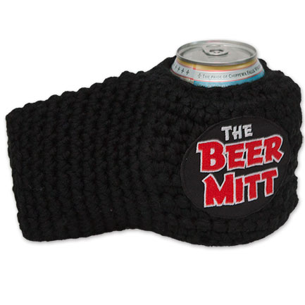 The Beer Mitt Beer Koozie