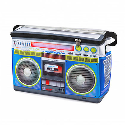 Boom Box Soft Cooler Bag