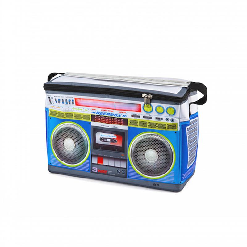 Boom Box Soft Cooler Bag