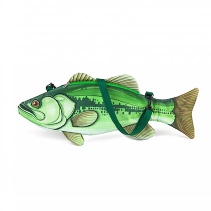 Catch Of The Day Green Soft Cooler Bag
