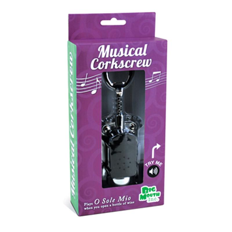 Musical Corkscrew