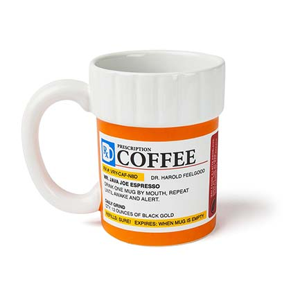 Prescription RX Coffee Mug