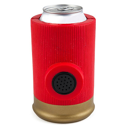 Shotgun Shell Red Gun Shot Beer Holder