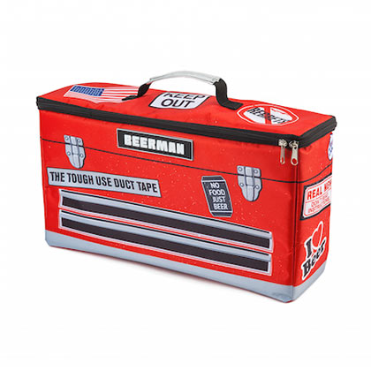 Tool Box Handyman Soft Cooler Bag
