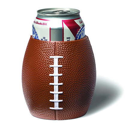 Football Beer Can Koozie