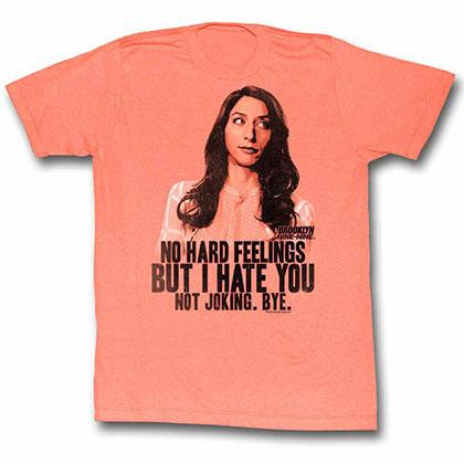Brooklyn Nine Nine Ur Trash Orange Tee Shirt