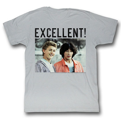 Bill And Ted Excellent T-Shirt