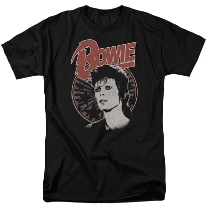 David Bowie Space Oddity Tshirt