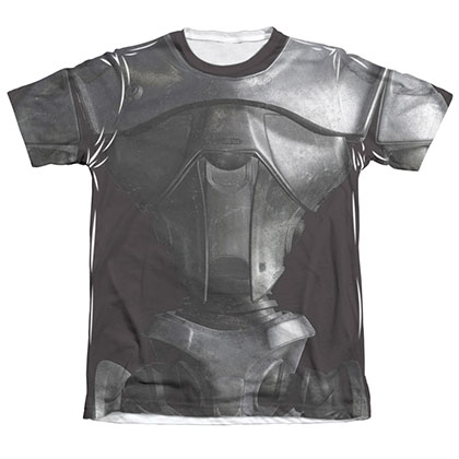 Battlestar Galactica New Cylon Men's Sublimation Costume Tee Shirt