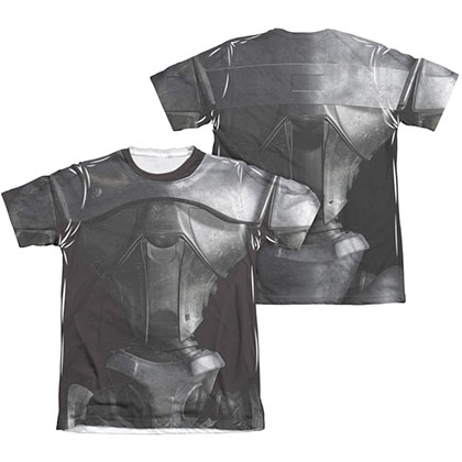 Battlestar Galactica New Cylon Two-Sided Sublimation Costume Tee Shirt