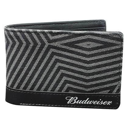 Budweiser Bi-Fold ID Wallet