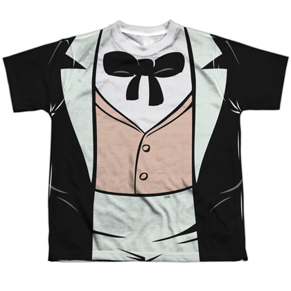 The Penguin Batman The Animated Series Youth Costume Tee