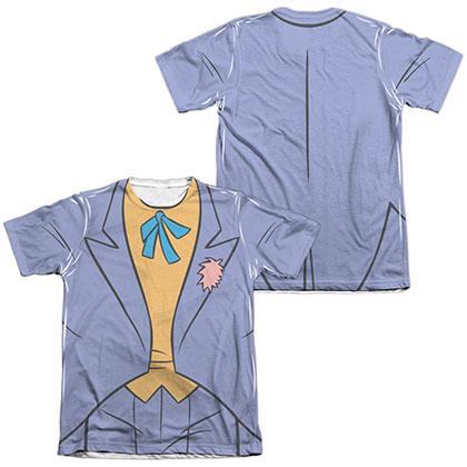 Batman Animated Series Joker Costume Sublimation T-Shirt
