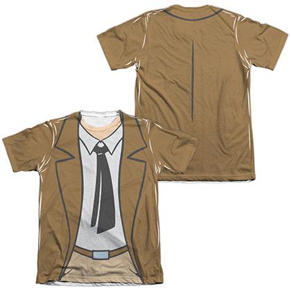 Batman Animated Series Gordon Costume Sublimation T-Shirt