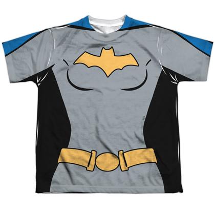 Batgirl Batman The Animated Series Youth Costume Tee