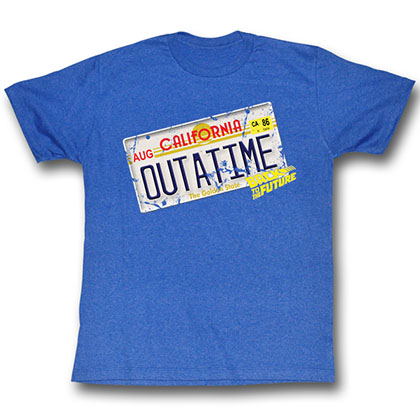 Back To The Future Outa It T-Shirt