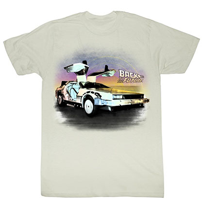 Back To The Future Been Back T-Shirt