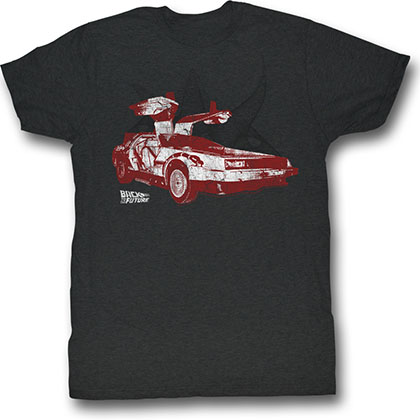 Back To The Future Doorrrs T-Shirt