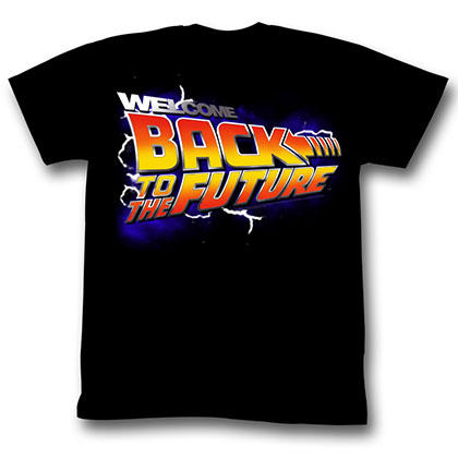 Back To The Future Wbs T-Shirt