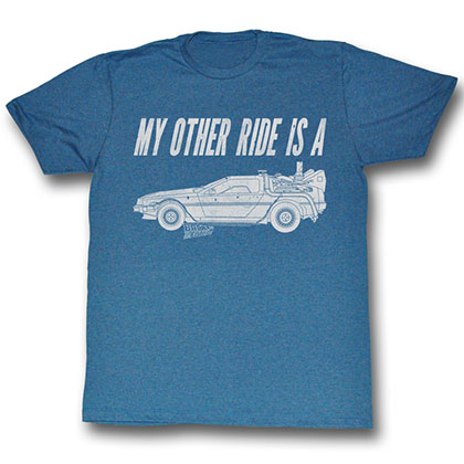 Back To The Future My Other Ride T-Shirt
