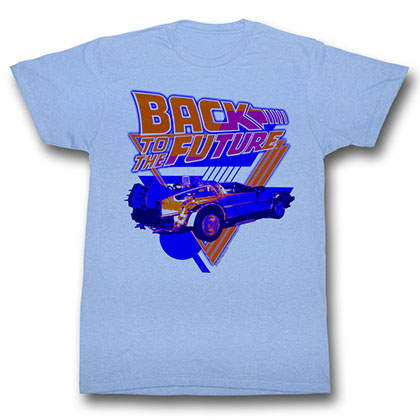 Back To The Future The Blues T-Shirt