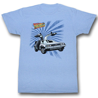 Back To The Future Comical T-Shirt